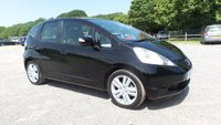 USED 2010 10 HONDA JAZZ 1.3 I-VTEC ES 5d 98 BHP 2 X KEYS, AIR-CONDITIONING, ALLOY WHEELS, REMOTE LOCKING, CD-PLAYER, ELECTRIC WINDOWS,ELECTRIC MIRRORS, CLEAN EXAMPLE,, RELIABLE MOTORING