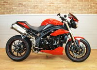 2015 TRIUMPH SPEED TRIPLE 1050 ABS