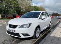 2014 SEAT IBIZA 1.4 TOCA 5d 85 BHP £6195.00