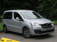 USED 2015 65 PEUGEOT PARTNER 1.6 BLUE HDI S/S TEPEE ACTIVE 5d 100 BHP LOW MILEAGE VERSITILE FAMILY CAR