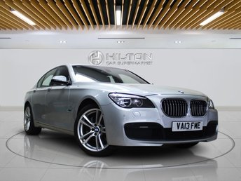 Used BMW 7 Series for sale in Leighton Buzzard