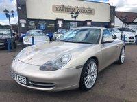 1998 PORSCHE 911 3.4 CARRERA 4 2d 300 BHP £14995.00