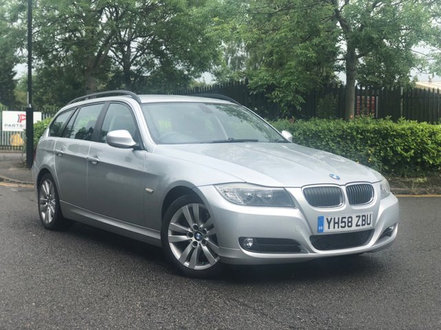 2008 58 BMW 3 SERIES 3.0 325D SE TOURING 5d 195 BHP