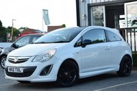 USED 2012 12 VAUXHALL CORSA 1.2 LIMITED EDITION 3d 83 BHP New Mot And Service On Purchase.
