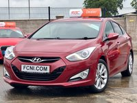 USED 2012 HYUNDAI I40 1.7 CRDI (AUTOMATIC) STYLE 4d SALOON, IMMACULATE CONDITION