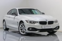 USED 2014 14 BMW 4 SERIES 2.0 420D XDRIVE SPORT 2d 181 BHP
