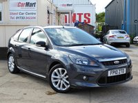 USED 2010 10 FORD FOCUS 1.6 ZETEC S 5d 113 BHP 2 OWNERS | FULL SERVICE HISTORY