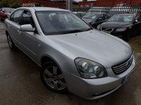 2008 KIA MAGENTIS 2.0 LS CRDI 4d 139 BHP £790.00