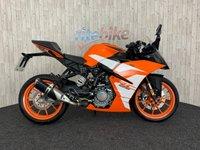 2017 KTM RC 125  RC 125 17 ABS MODEL 1 OWNER LEARNER LOW MILES 2017 17  £2990.00
