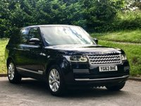 USED 2013 63 LAND ROVER RANGE ROVER 4.4 SDV8 VOGUE SE 5d AUTO 339 BHP FULL LAND ROVER HISTORY & 1 OWNER!