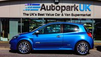 USED 2010 60 RENAULT CLIO 2.0 GORDINI 3d 197 BHP 0% FINANCE AVAILABLE ON THIS CAR - ENDS 31ST AUGUST! APPLY NOW!!