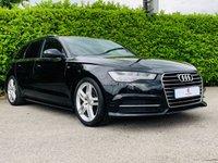 2015 AUDI A6 2.0 AVANT TDI ULTRA S LINE 5d 188 BHP £13990.00