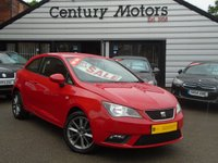 2015 SEAT IBIZA 1.2 TSI I-TECH 3d - LEATHER + SAT NAV £6490.00