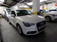 USED 2014 14 AUDI A1 1.6 TDI SPORT 3d 103 BHP TWO KEYS TWO OWNERS LAST OWNER SINCE 2015 SERVICE HISTORY