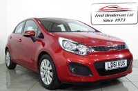 USED 2011 61 KIA RIO 1.2 2 5d 83 BHP If you like a bargain then this Kia Rio will be right up your street. It's a one owner example with full franchise service history and very low miles for it's age. Mega reliable,packed with features and at a price that wont break the bank. We offer ZERO deposit finance at competitive rates and we welcome your part exchange. To arrange a viewing or test drive simply get in touch and one of our experienced sales team will be pleased to assist.