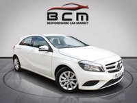 2013 MERCEDES-BENZ A CLASS 1.8 A180 CDI BLUEEFFICIENCY SE 5d AUTO 109 BHP £10985.00