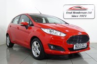 USED 2013 13 FORD FIESTA 1.0 ZETEC 5d 99 BHP The Fiesta is Britain's favourite car and if you're looking for value for money you can't go wrong with this example of ours. we offer ZERO deposit fiance and we welcome your part exchange. To arrange a viwing or test drive simply get in touch and one of our experienced sales team will be pleased to assist.