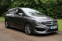 2017 MERCEDES-BENZ B CLASS 1.5 B 180 D AMG LINE EXECUTIVE 5d AUTO 107 BHP £16000.00