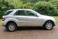USED 2006 06 MERCEDES-BENZ M CLASS 3.0 ML280 CDI SE 5d AUTO 188 BHP