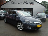 2009 VAUXHALL ASTRA 1.6 SRI 5d - NEW SHAPE £3690.00