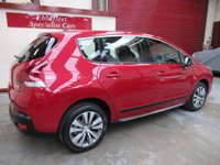 USED 2014 14 PEUGEOT 3008 1.6 e-HDi FAP Active EGC 5dr ***36000 MILES F/S/H***