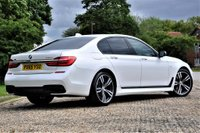 USED 2015 65 BMW 7 SERIES 3.0 730d M Sport xDrive 4dr 1  Former Keeper+Premium Pack