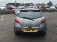 USED 2010 10 MAZDA 2 1.3 TAMURA 3d 84 BHP NO DEPOSIT AVAILABLE, DRIVE AWAY TODAY!!