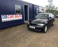 2011 BMW 1 SERIES 2.0 116D SPORT 5d 114 BHP £4495.00