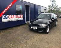 USED 2011 11 BMW 1 SERIES 2.0 116D SPORT 5d 114 BHP NO DEPOSIT AVAILABLE, DRIVE AWAY TODAY!!