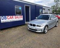 2011 BMW 1 SERIES 2.0 118D SPORT 2d 141 BHP £5295.00