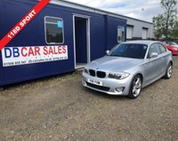 USED 2011 11 BMW 1 SERIES 2.0 118D SPORT 2d 141 BHP NO DEPOSIT AVAILABLE, DRIVE AWAY TODAY!!