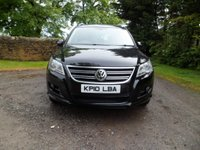 USED 2010 10 VOLKSWAGEN TIGUAN 2.0 R LINE TDI 4MOTION DSG 5d AUTO 138 BHP FANTASTIC CONDITION. VERY WELL LOOKED AFTER. 4-MOTION. DSG GEARBOX. EXCELLENT HISTORY. RECENT TIMING BELT. 12 MONTHS MOT