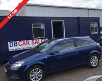 USED 2011 61 VAUXHALL ASTRA 1.6 SRI 3d 113 BHP NO DEPOSIT AVAILABLE, DRIVE AWAY TODAY!!
