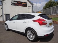 USED 2013 13 FORD FOCUS 1.0 ZETEC 5d 124 BHP 3 Months National Warranty - 1 Years MOT and Service for New Owner