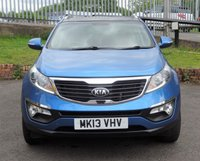 USED 2013 13 KIA SPORTAGE 1.7 CRDI 2 5d 114 BHP 3 Months National Warranty - 1 Years MOT and Service for New Owner