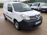 USED 2015 65 RENAULT KANGOO 1.5 ML19 DCI 75 BHP AIR CON LOW MILES