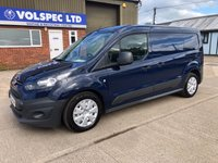 USED 2014 64 FORD TRANSIT CONNECT 1.6 210 L2 LWB 95 BHP AIR CON