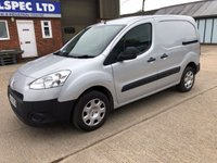 USED 2014 14 PEUGEOT PARTNER 1.6 HDI PROFESSIONAL L1 850 90 BHP