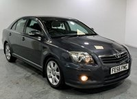 USED 2006 56 TOYOTA AVENSIS 2.0 T4 VVT-I 5d AUTO 145 BHP