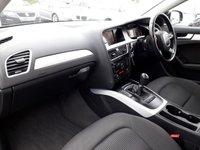 USED 2010 60 AUDI A4 2.0 TDI SE 4d 141 BHP