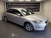 2010 FORD MONDEO 1.8 ZETEC TDCI 5d + 2 FORMER KEEPERS + HISTORY + 2KEYS £2275.00