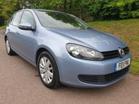 USED 2011 11 VOLKSWAGEN GOLF 2.0 MATCH TDI BLUEMOTION TECHNOLOGY 5d 138 BHP **£30 ROAD FUND**SUPERB DRIVE**FULL HISTORY**