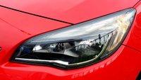 USED 2014 63 VAUXHALL ASTRA 1.6 ELITE 5d AUTO 115 BHP