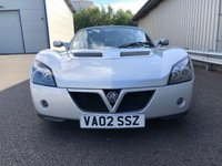 USED 2002 02 VAUXHALL VX220 2.2 16V 147 BHP LOW MILEAGE, LOW OWNERS, COMPREHENSIVE HISTORY!