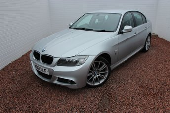 2011 BMW 3 SERIES 2.0 318D PERFORMANCE EDITION 4d 141 BHP £7999.00