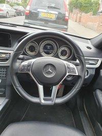 USED 2015 65 MERCEDES-BENZ E CLASS 2.1 E250 CDI AMG NIGHT EDITION 4d AUTO 201 BHP