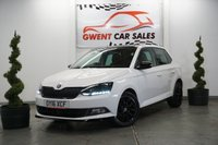 USED 2016 16 SKODA FABIA 1.2 MONTE CARLO TSI 5d 89 BHP LONG MOT, LOW TAX, PANROOF