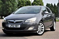 USED 2012 12 VAUXHALL ASTRA 2.0 CDTi 16v Elite 5dr LONG MOT+AUTOMATIC