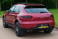 USED 2015 65 PORSCHE MACAN 3.0 TD V6 S PDK AWD 5dr PAN ROOF+AA INSPECTED+21'ALLOY