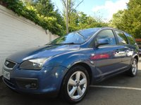 USED 2005 05 FORD FOCUS 1.6 ZETEC CLIMATE 5d 100 BHP ESTATE GUARANTEED TO BEAT ANY 'WE BUY ANY CAR' VALUATION ON YOUR PART EXCHANGE